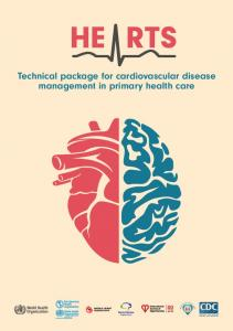Technical package for cardiovascular disease management in primary health care