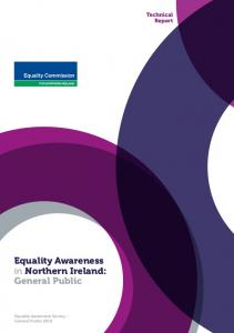 Technical Report. Equality Awareness in Northern Ireland: General Public