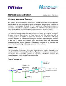 Technical Service Bulletin October 2013 TSB120.07