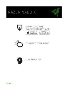 TECHNICAL SUPPORT SETTING UP YOUR NABU X