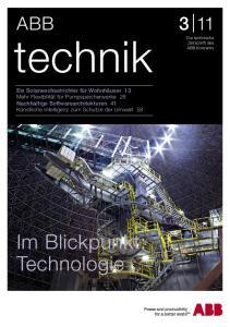 technik Im Blickpunkt: Technologie ABB