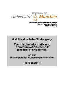 Technische Informatik und Kommunikationstechnik