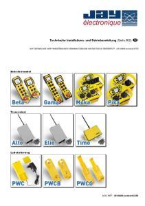 Technische Installations- und Betriebsanleitung (Seite.002)