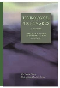 TECHNOLOGICAL NIGHTMARES