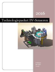 Technologiepacket BV-Sensoren