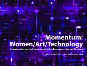 Technology An exploration into the intersection of technology, art practice, and feminism