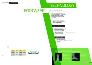 TECHNOLOGY FOOTWEAR BADMINTON FOOTWEAR FLEXION UPPER DURABLE SKIN