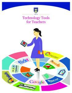 Technology Tools for Teachers