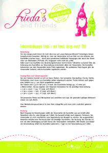 Teilnahmebedingungen frieda`s and friends design.markt 2014