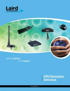 Telematics Antennas