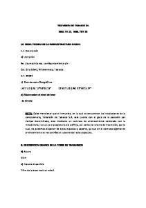 TELEVISION DE TABASCO SA XHLL-TV-13, XHLL-TDT-33