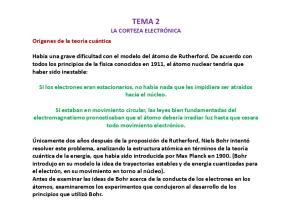 TEMA 2 LA CORTEZA ELECTRÓNICA