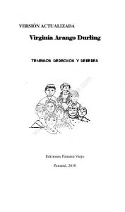 TENEMOS DERECHOS Y DEBERES