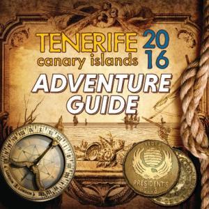 TENERIFE. canary islands 20 ADVENTURE GUIDE