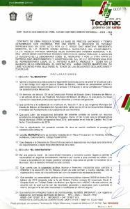 TEOP- MANTO. SANITARIOS ESC. PRIM. ALFARO SIQUEIROS, HEROES OZUMBILLA FISM