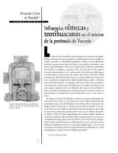 teotihuacanas en el oriente