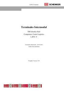 Terminales Intermodal