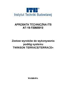 TERRACE+ WARSZAWA