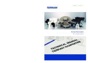 Terrain Rainwater. PVC rainwater systems