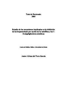 Tesis de Doctorado 2005