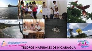 TESOROS NATURALES DE NICARAGUA
