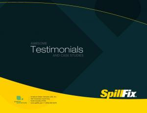 Testimonials AWESOME AND CASE STUDIES