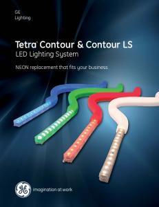 Tetra Contour & Contour LS LED Lighting System