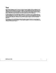 Text. Motif Programmer s Guide 1