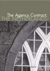 The Agency Contract: THE NETHERLANDS. Marc Langerak