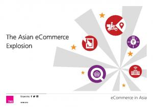 The Asian ecommerce Explosion