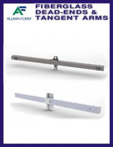 The Best Option for Fiberglass Dead-End & Tangent Arms!