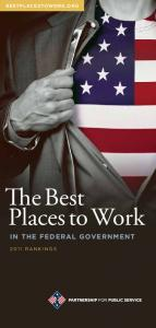 The Best Places to Work
