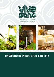 THE BEST SELECTION OF ANDALUSIAN PRODUCTS