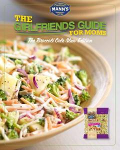 The Broccoli Cole Slaw Edition