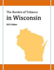 The Burden of Tobacco Edition