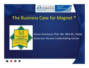 The Business Case for Magnet