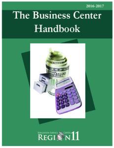 The Business Center Handbook