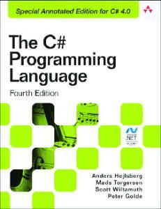The C# Programming Language. Fourth Edition