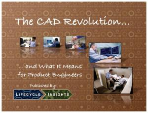 The CAD Revolution