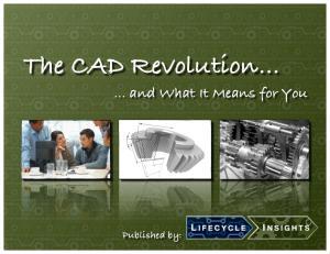 The CAD Revolution