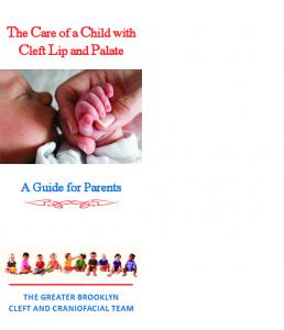 The Care of a Child with Cleft Lip and Palate