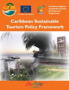 The Caribbean Tourism Organization The Caribbean Regional Sustainable Tourism Development Programme (CRSTDP) Caribbean Tourism Organization
