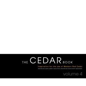 THE CEDAR BOOK - volume 4
