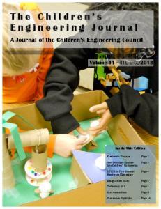 The Children s Engineering Journal