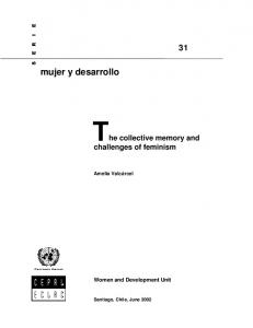 The collective memory and