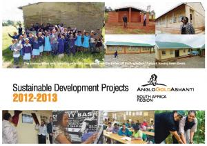 The communities and societies in which we operate will be better off for AngloGold Ashanti having been there