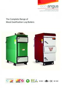 The Complete Range of Wood Gasification Log Boilers