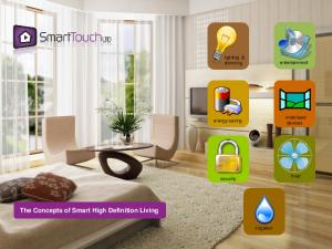 The Concepts of Smart High Definition Living