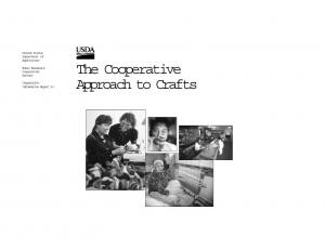 The Cooperative Approach to Crafts