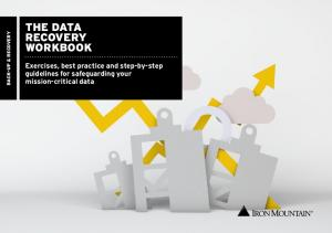 THE DATA RECOVERY WORKBOOK